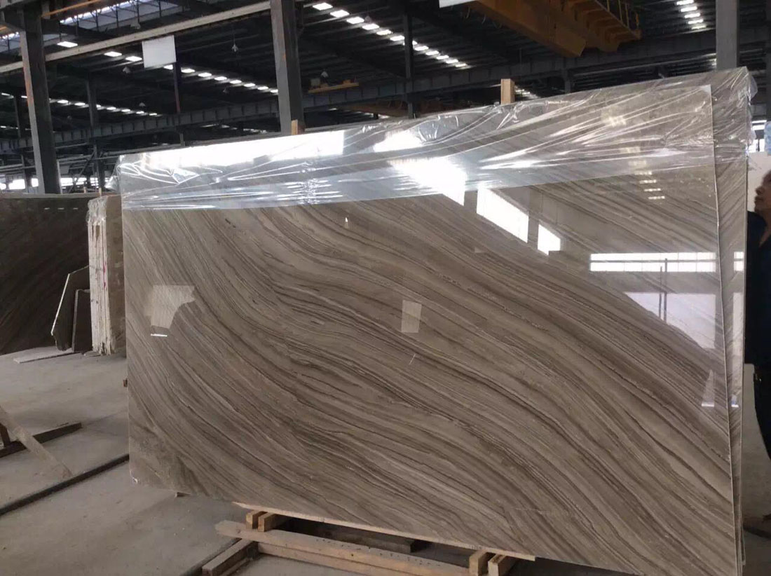 Brown Serpeggiante Marble Polished Marble Slabs