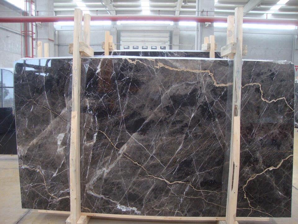 Bruno Perla Marble Slab from Turkey