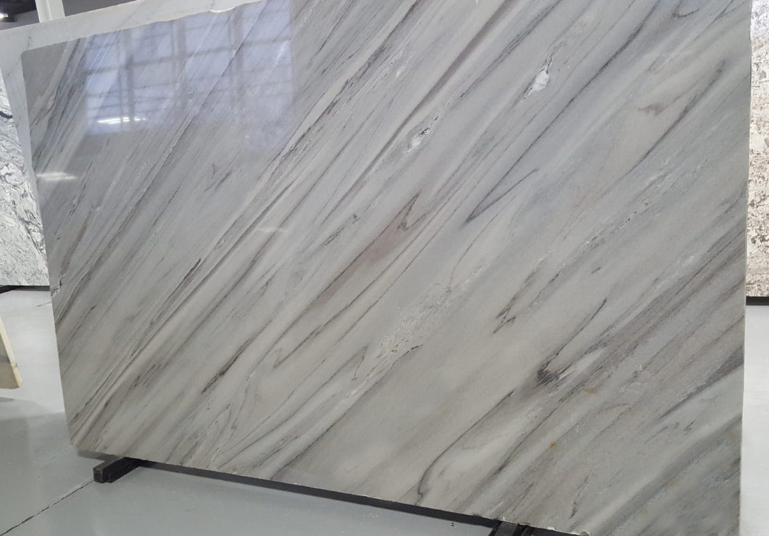Bruno White Marble Slab Polished White Marble Stone Slabs