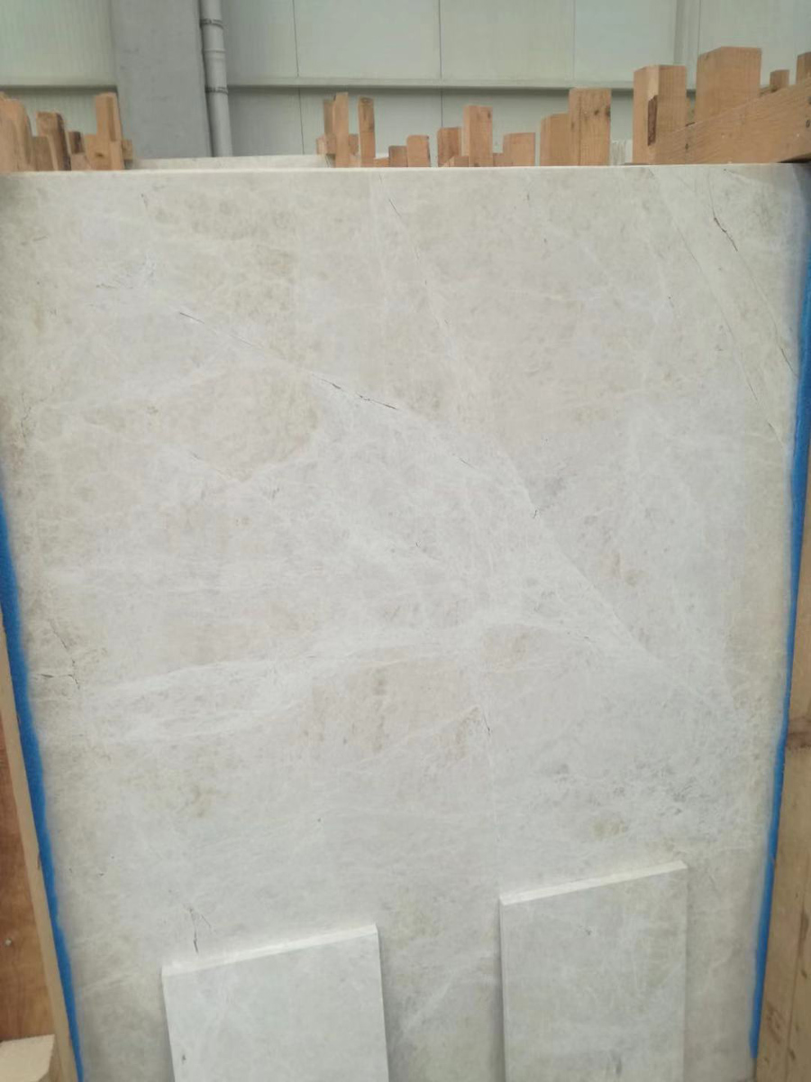 Burder Beige Marble Slabs Turkish Polished Beige Marble Slabs