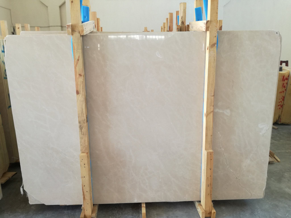 Burdur Beige Marble Slabs Turkish Beige Marble Slabs