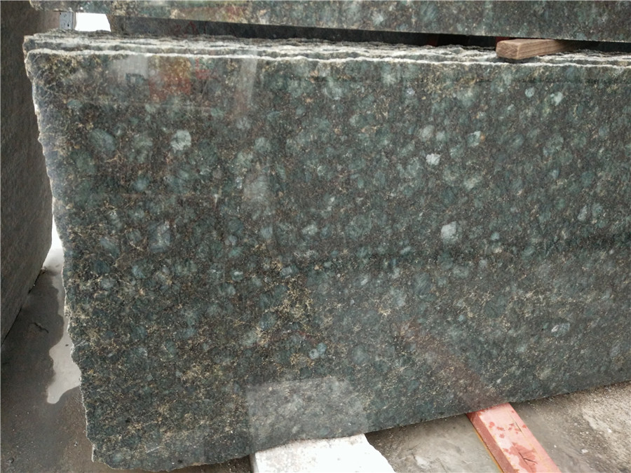 Buterfly Green Granite Polished Countertops