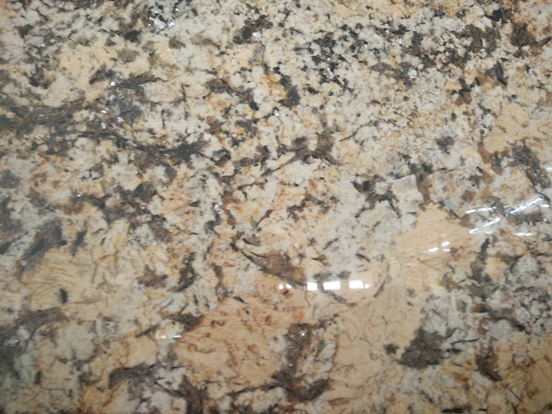 Buterfly Yellow Granite Color