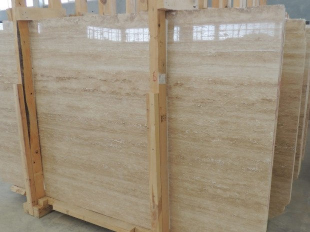 CLASSIC LIGHT TRAVERTINE Travertine in Blocks Slabs Tiles