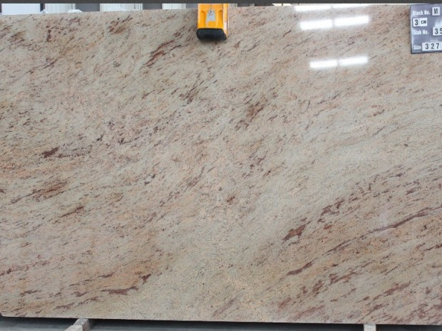 COLONIAL CREAM Granite in Slabs