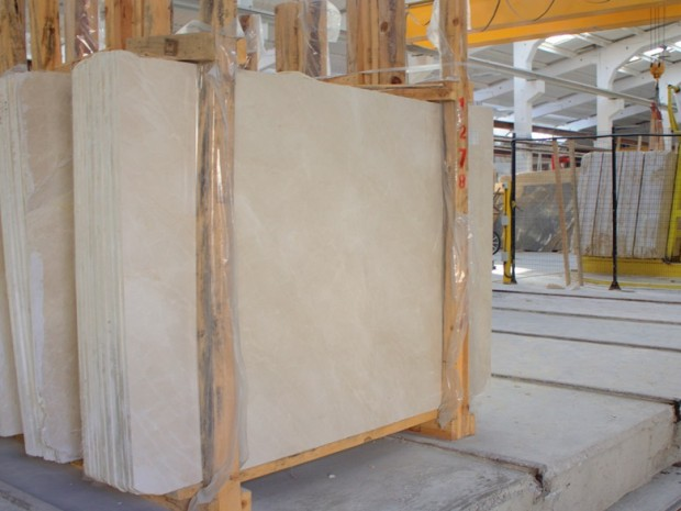 CREAM PEARL MARBLE Marble in Blocks Slabs Tiles