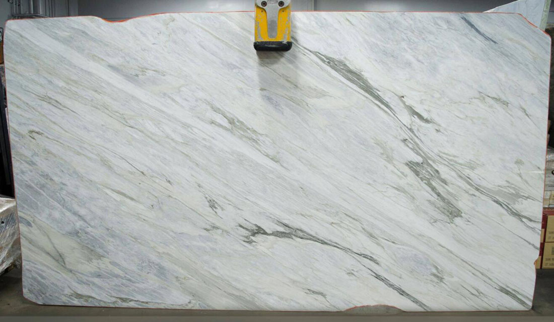 Calacatta Bluette Marble Polished Slabs