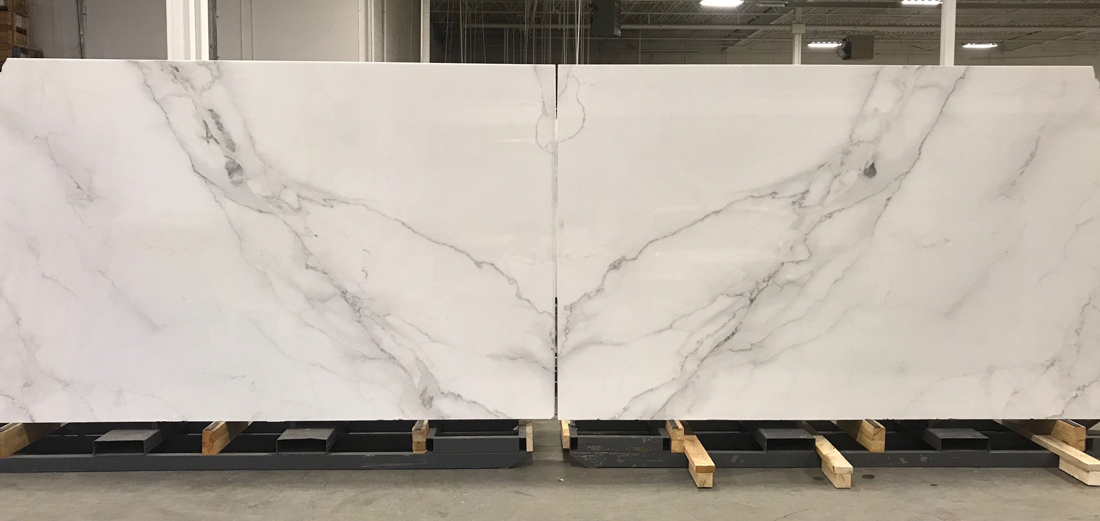Calacatta Executive White Marble Slabs Top Quality Marble Slabs