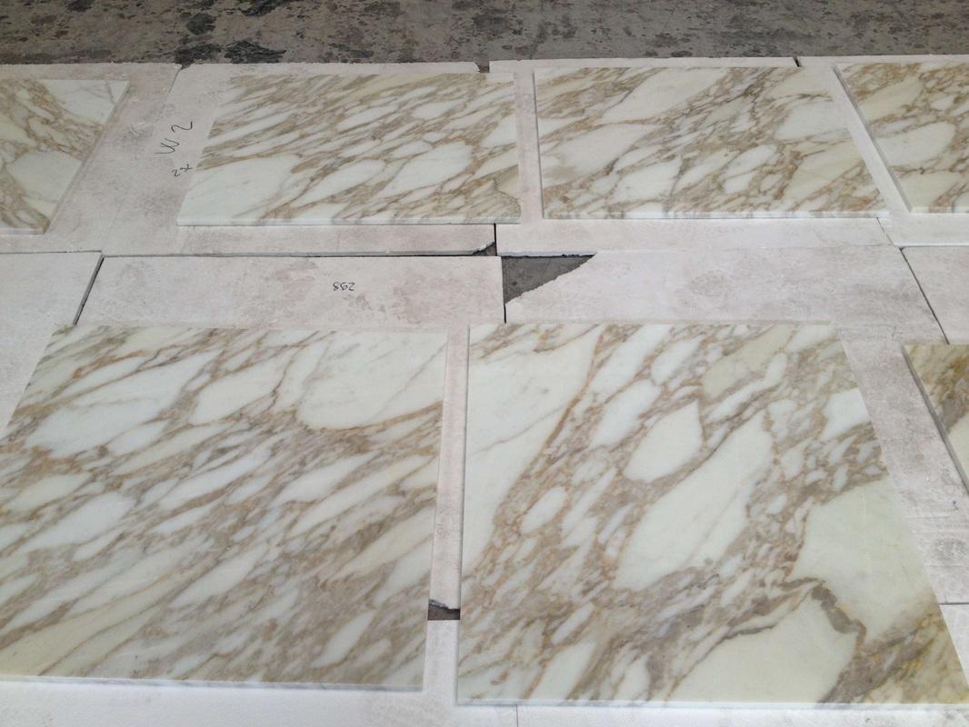 Calacatta Gold Marble Tiles White Premium Marble Stone Tiles