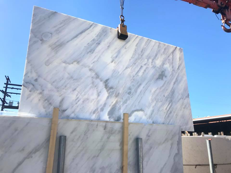 Calacatta Gold Marble White Marble Slabs