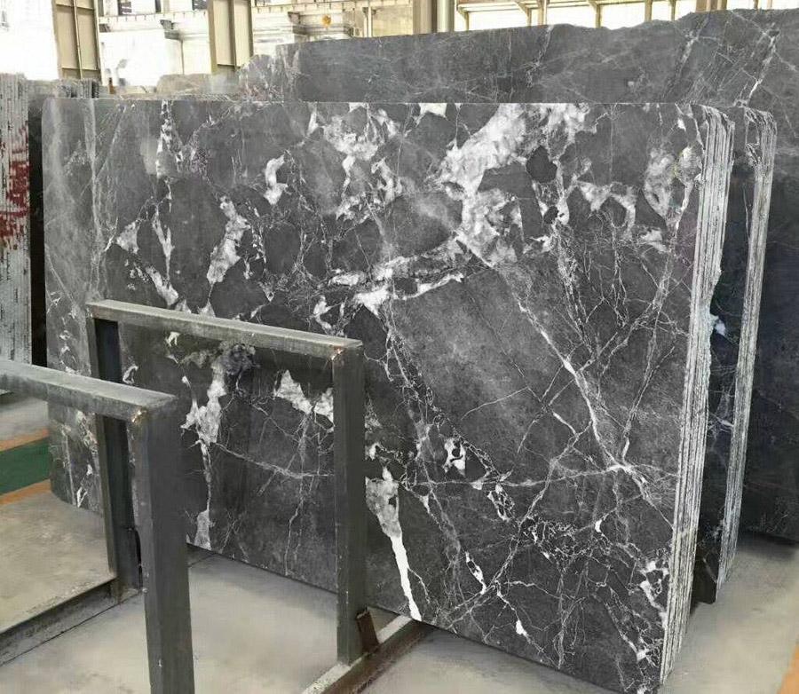 Calacatta Gray Marble Slabs