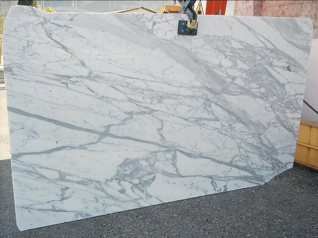 Calacatta Nuvola White Marble Slabs with Top Quality