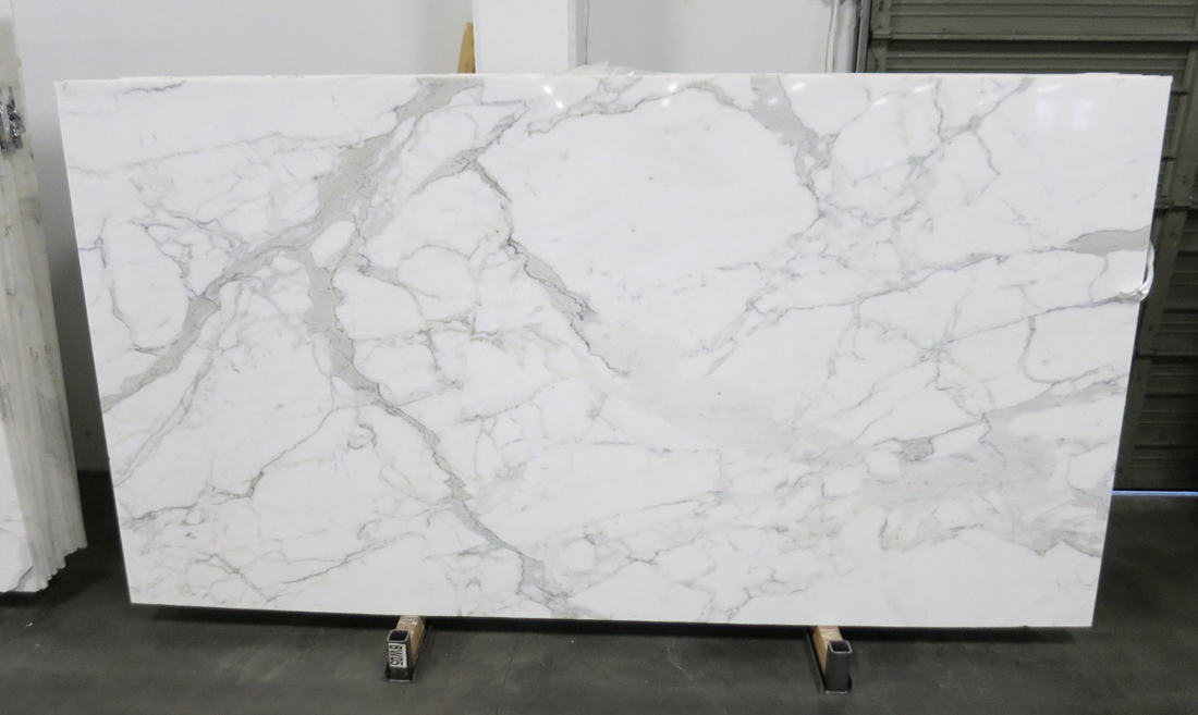 Calacatta Omg 2cm Marble Slabs White Marble Stone Slabs