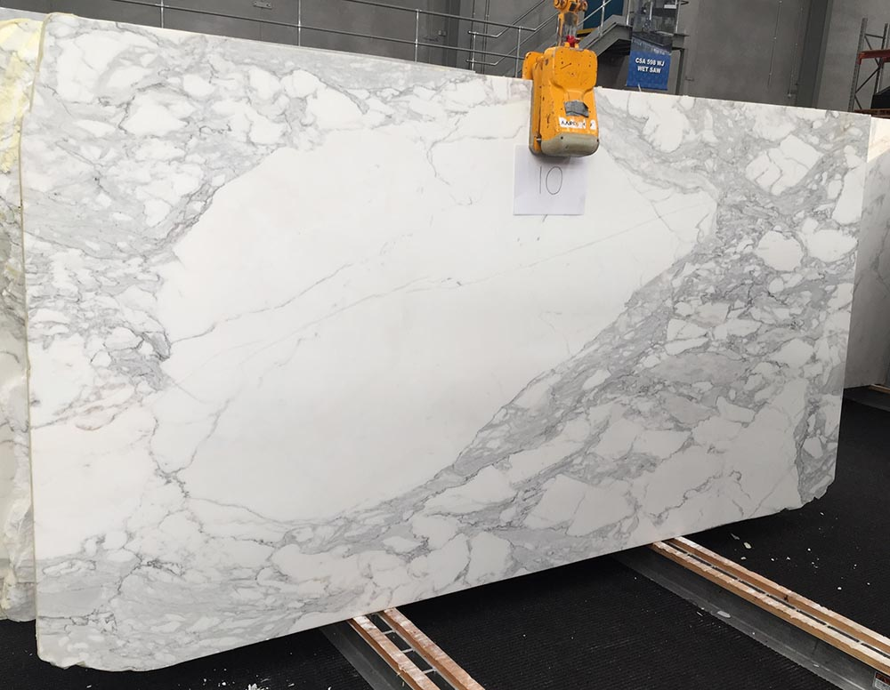 Calacatta Oro Slab White Italian Polished Marble Slabs