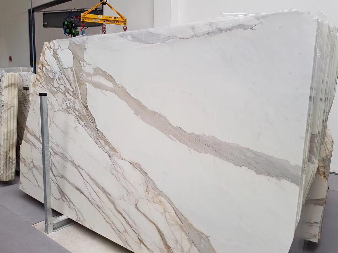 Calacatta Slabs Italian White Marble Slabs