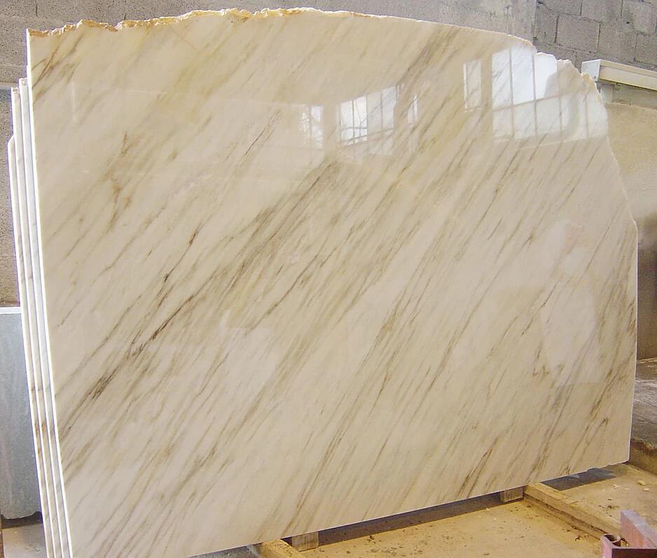 Calacatta Sponda Marble Slabs Polished White Marble Slabs