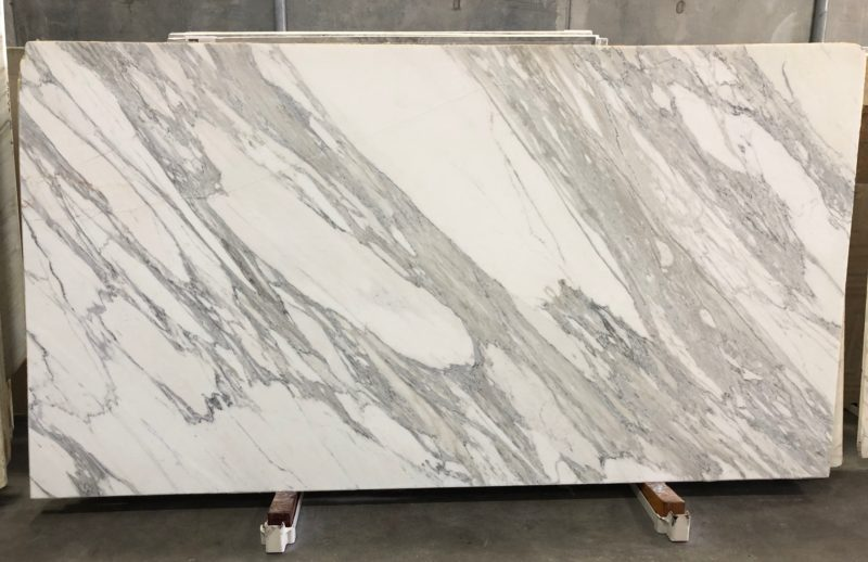 Calacatta Statuario Marble Stone Slabs Polished White Marble Slabs