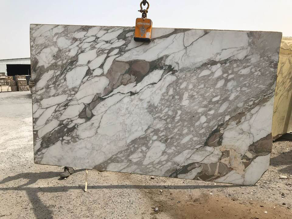 Calacatta Vagli Marble Slabs from Italy