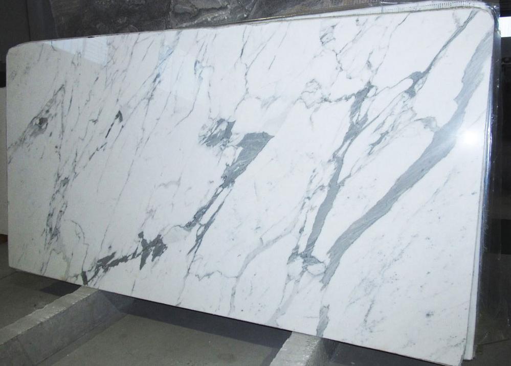 Calacatta White Marble Italian Top Quality Marble Slabs