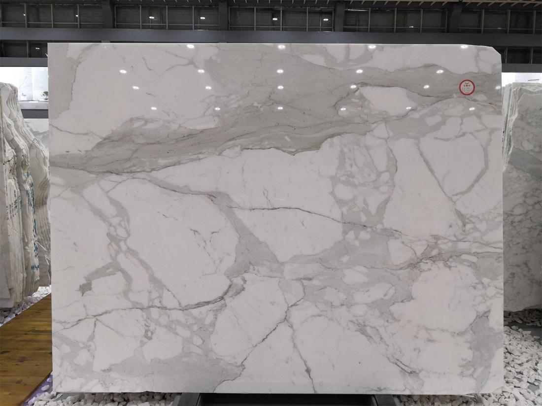 Calacatta White Marble Slabs