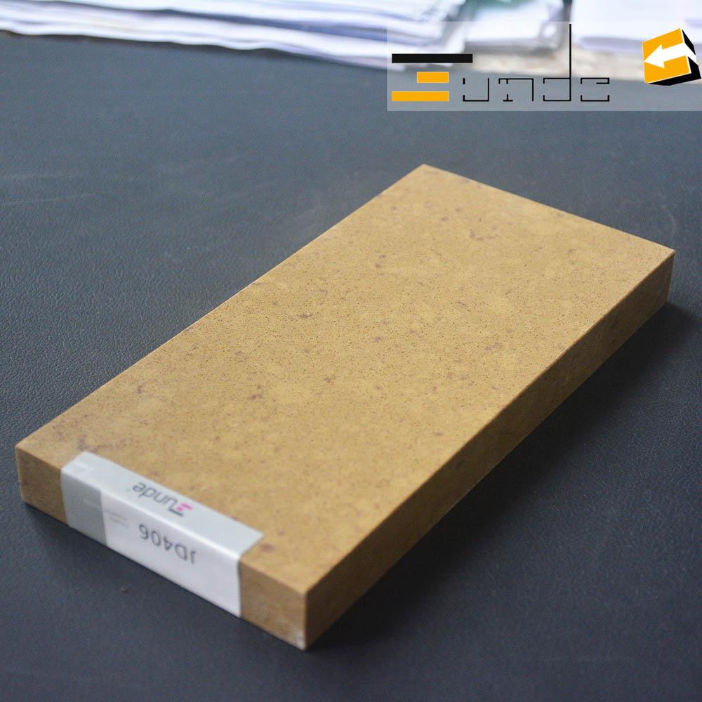 Calacatta beige quartz stone tile jd406-2