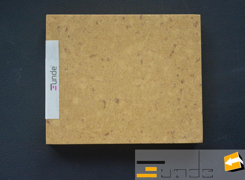 Calacatta beige quartz stone tile jd406-5