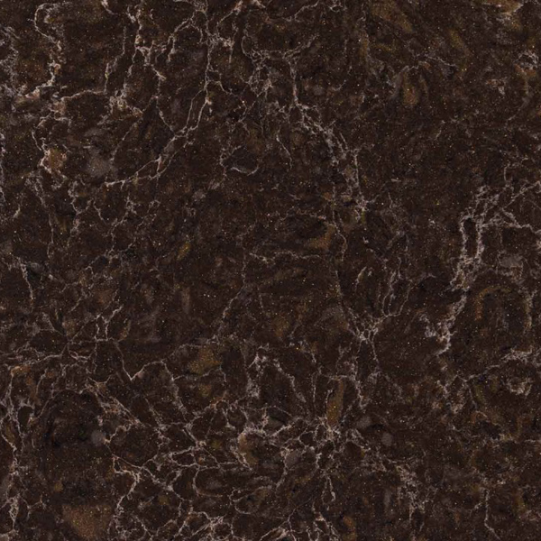 Caldera Caesarstone Quartz - Brown Quartz