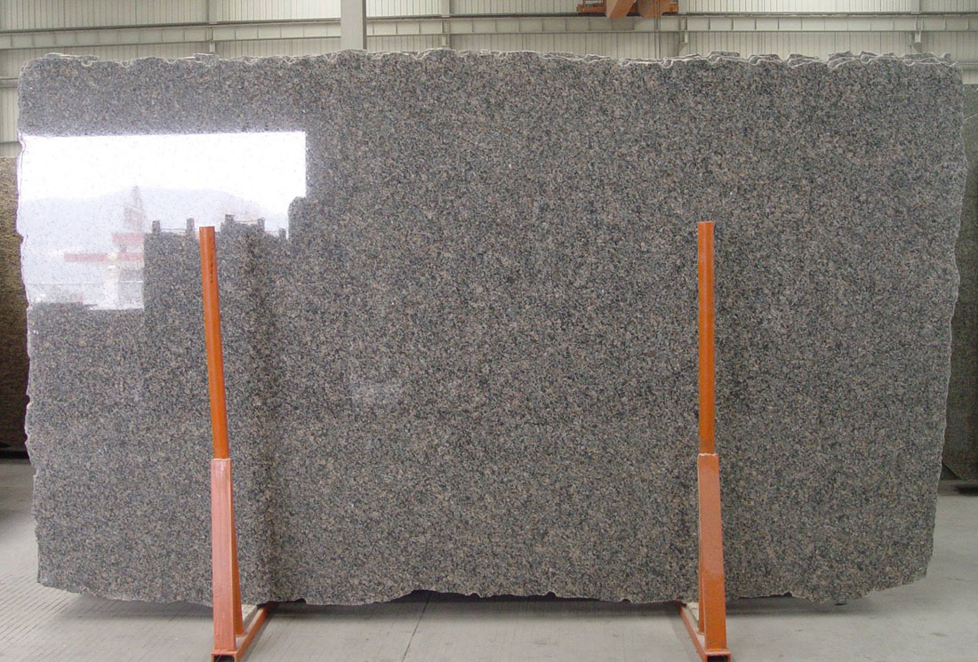 Caledonia Granite Slab Polished Grey Granite Slabs