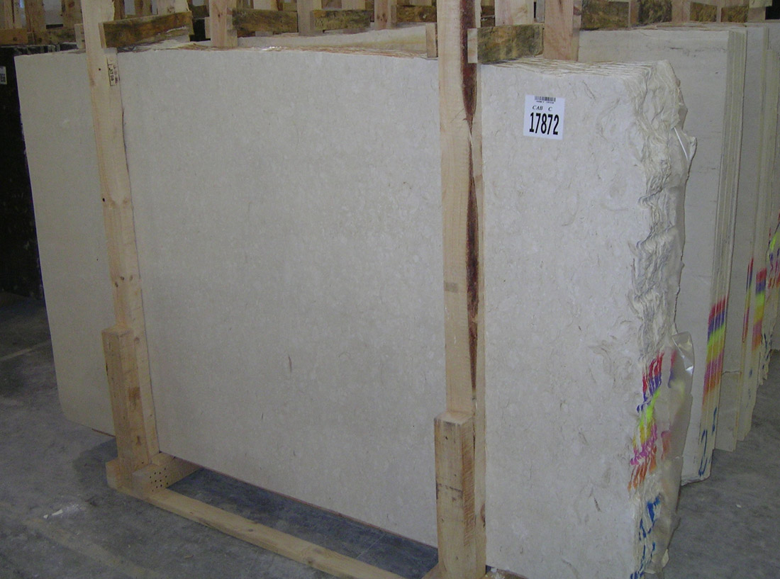 Caliza Alba Limestone Slabs Beige Limestone Slabs