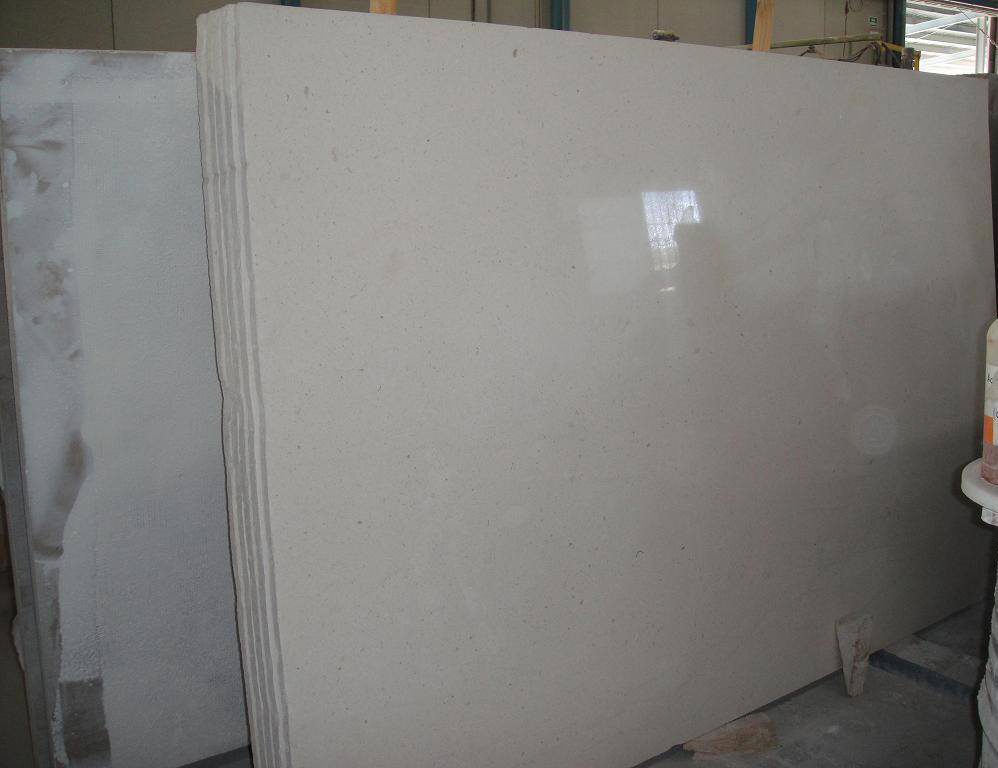 Caliza Capri Limestone Slabs Polished White Limestone Slabs