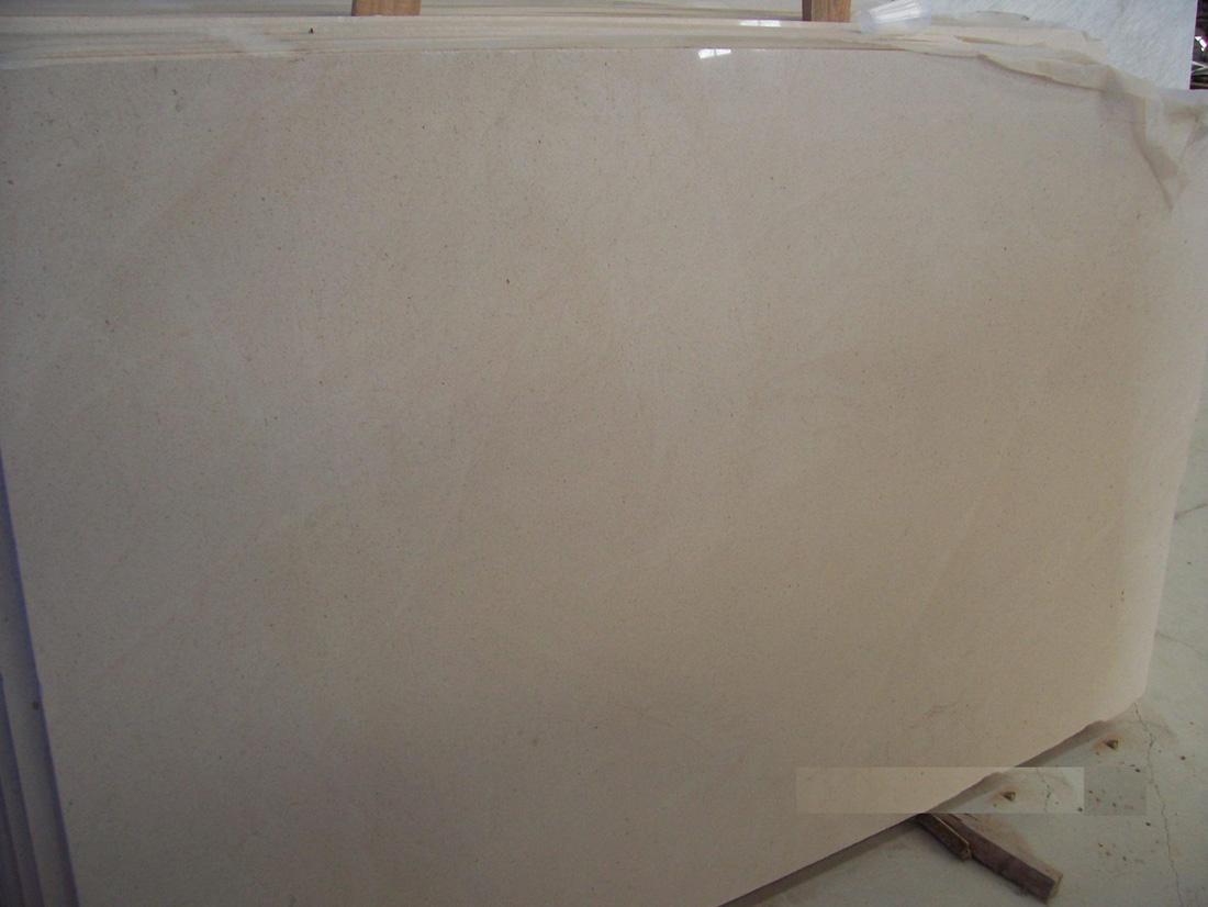 Caliza Capri Limestone Slabs White Limestone Slabs from Spain