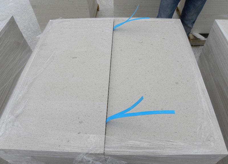Caliza Capri Limestone Tiles White Limestone Paving Tiles
