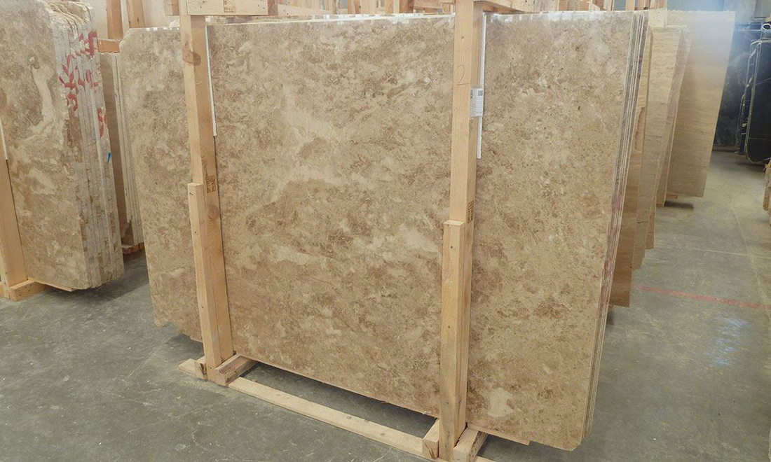 Cappuccino Marble Slab Brown Polished Marble Slabs