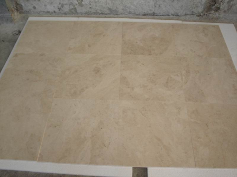 Cappucino Beige Tiles Turkish Beige Marble Tiles for Walls