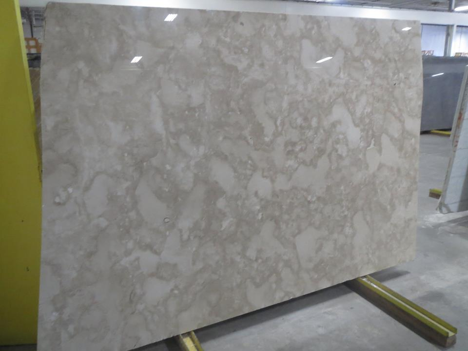 Cappucino Marble Polished Slab Turkish Beige Marble Slabs