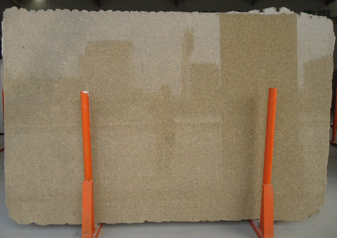 Carioca Gold Granite Slab Polished Beige Granite Slabs