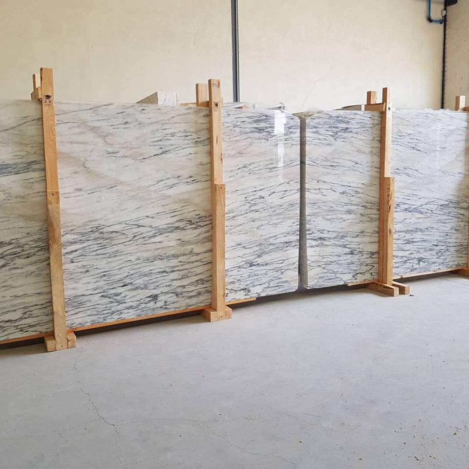 Carradinha Marble Slabs Portugal White Marble Slabs