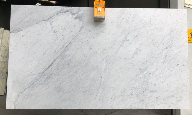 Carrara Honed Marble Stone Slabs Italian White Marble Slabs