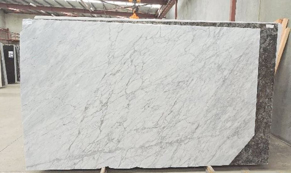 Carrara Venatino White Marble Slabs with Top Quality