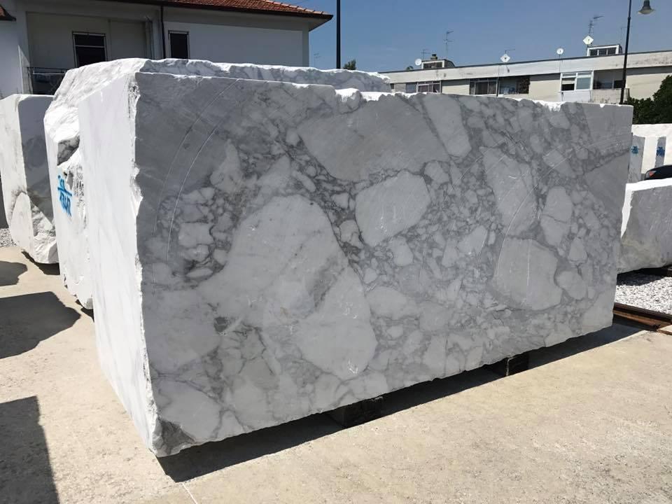Carrara White Marble Blocks White Beautiful Marble Blocks
