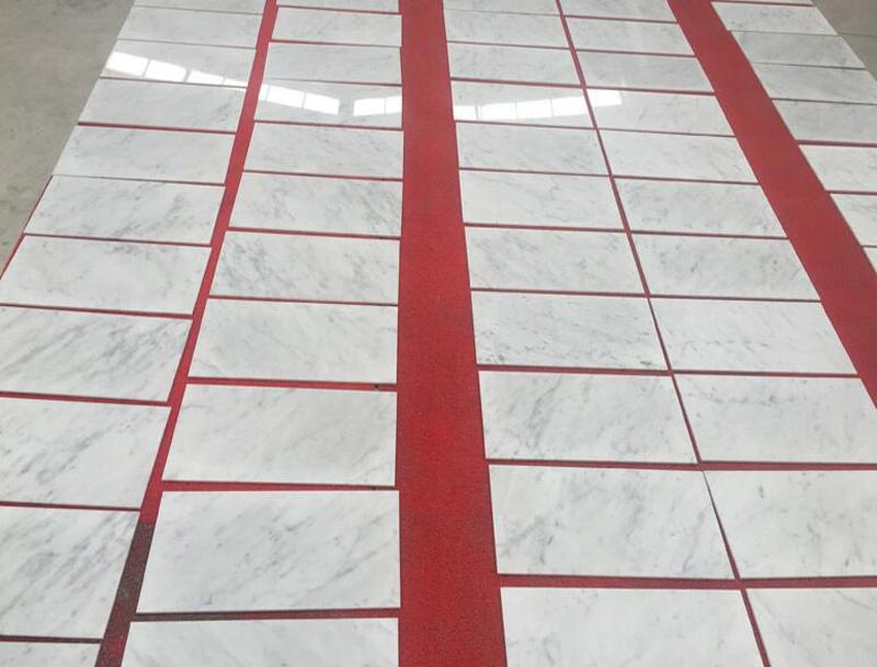Carrara White Marble Tiles Top Quality White Marble Flooring Tiles