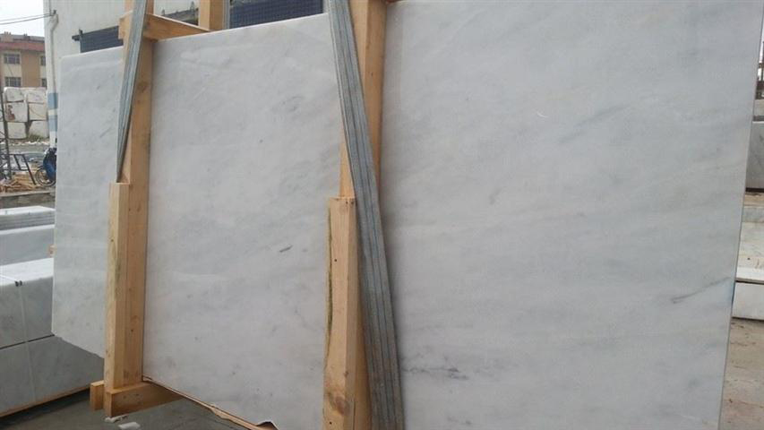 Carrara White Slab Polished Marble Slabs