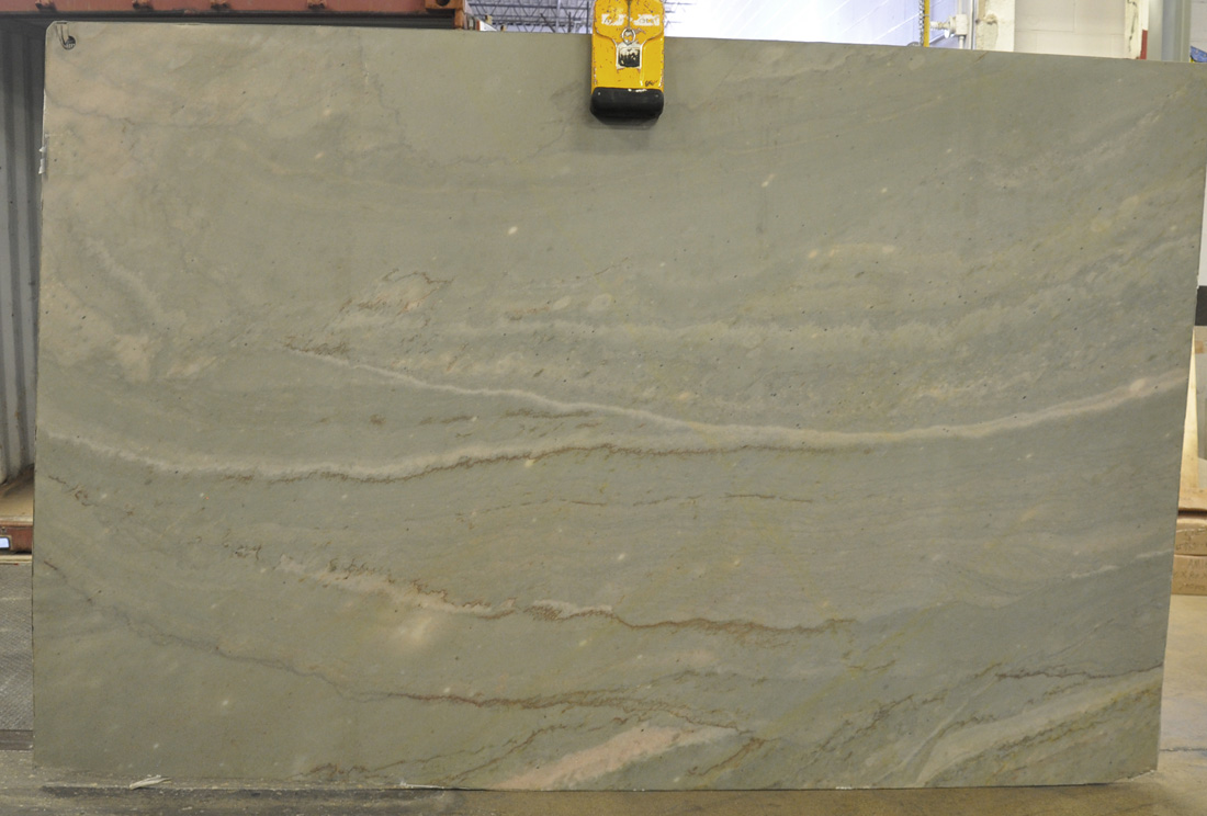 Carribean Sea Leather Quartzite Slabs for Countertops