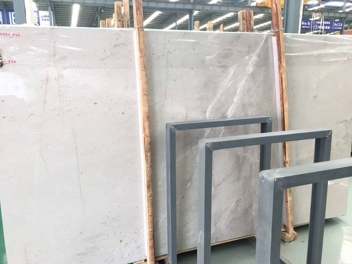 Castle Gray Marble Slabs with High Quality