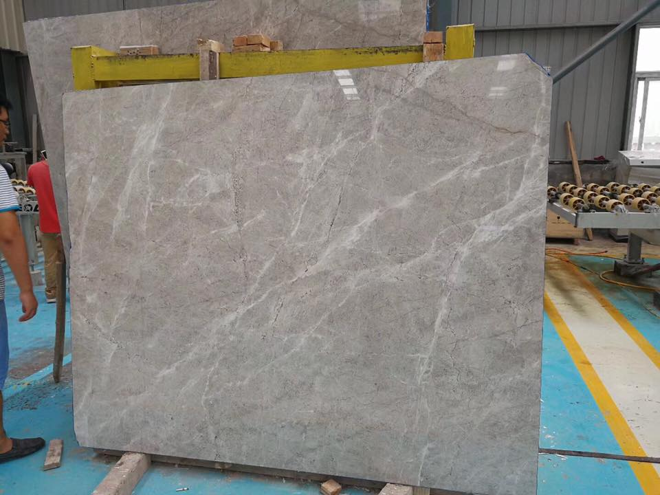 Castle Grey Marble Slab Polished Marble Slabs