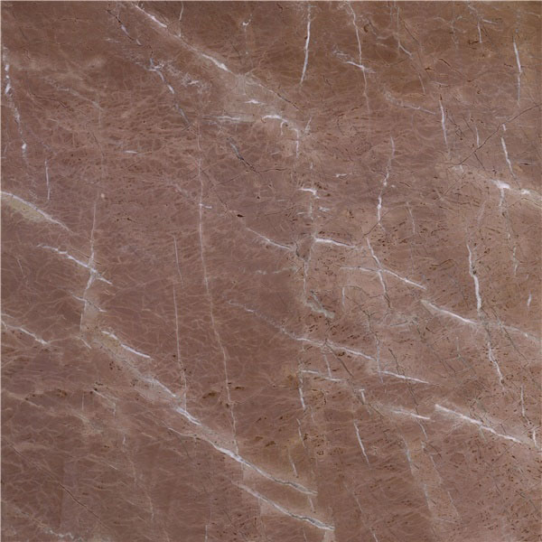 Champagne Red Marble