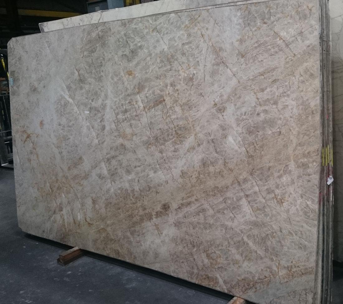 Chateau Blanc Quartzite Slab Polished Beige Quartzite Stone Slabs