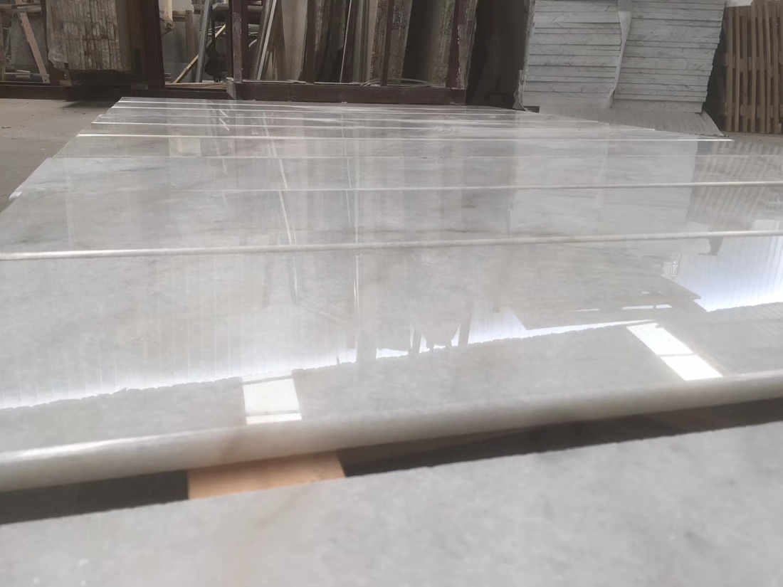 Cheapest Chinese Guangxi White Marble Countertops