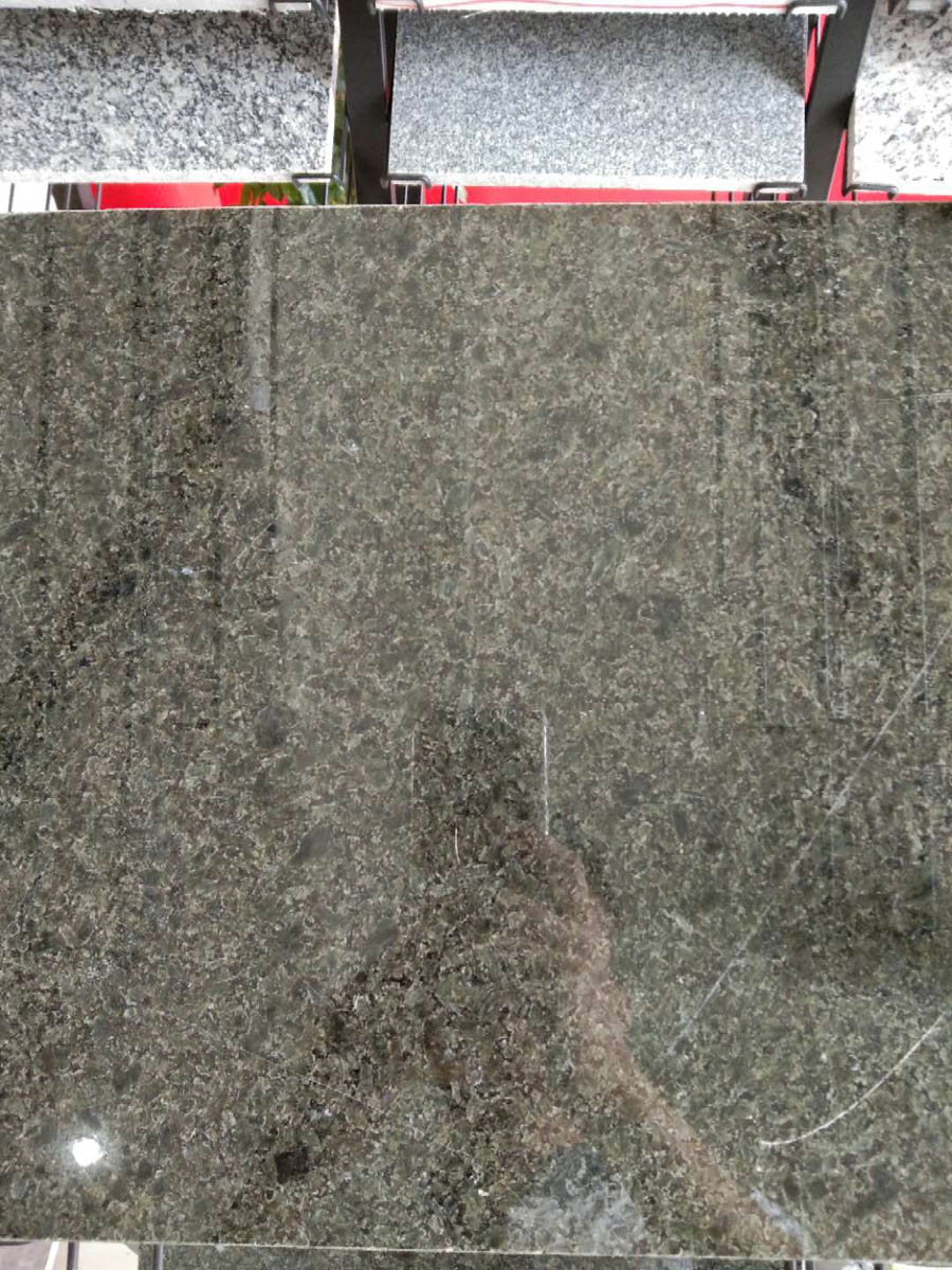 Chengde Green Granite Slabs from China