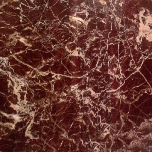 Cherry Gold Marble Color